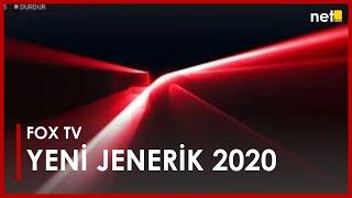 Fox Tv Yeni Jenerik (Fox Yeni Reklam-Akıllı İşaret Jeneriği) - Eylül 2019 (Turkey Fox TV New Ident)