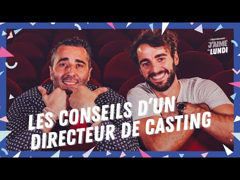 CONSEILS D'UN DIRECTEUR DE CASTING pour toi qui rêve d'être acteur ou comédien
