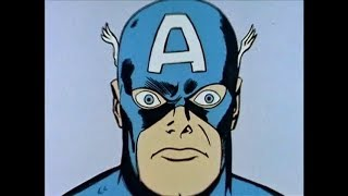 A Look at the 1966 Captain America Cartoon