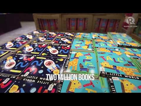 The Big Bad Wolf Book Sale comes to the Philippines