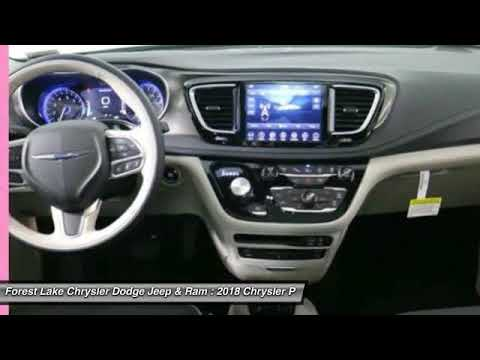 2018 Chrysler Pacifica Limited Forest Lake MN C18034