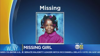 Desperate Search For Missing Newark Girl
