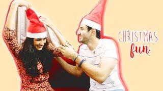 Sidhant Gupta and Jasmin Bhasin | Christmas Segment