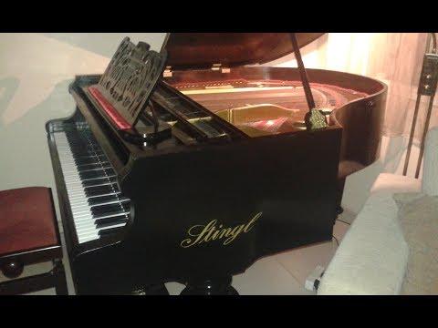 Gebrüder Stingl Wien Piano (1906)