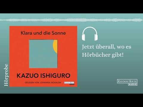 Klara und die Sonne YouTube Hörbuch Trailer auf Deutsch