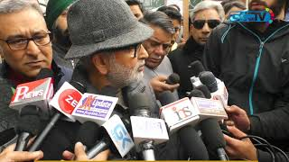 PDP rallies against SAC order on JK Bank, demands its revocation
