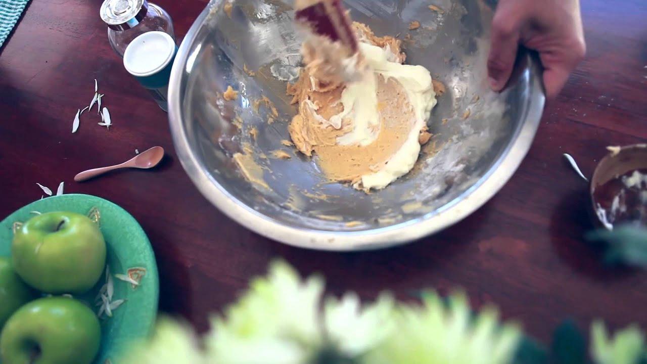 Kitchen Art's Living series # 7: Bánh táo hương quế