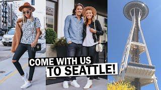 Amazon Fashion Influencer Trip To Seattle   Seattle Travel Vlog
