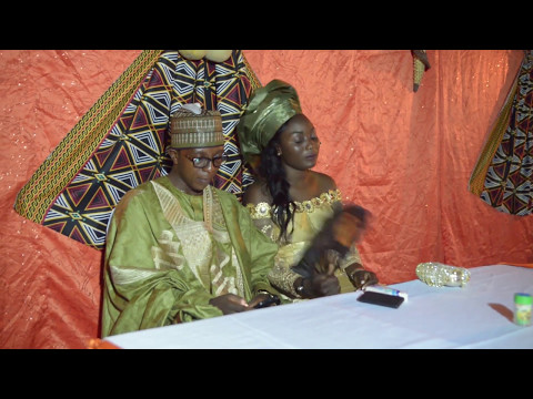 TRADITIONAL WEDDING AT DOUALA