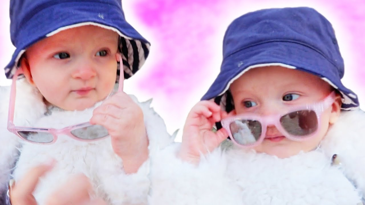 super cute & stylish baby girl!! - youtube