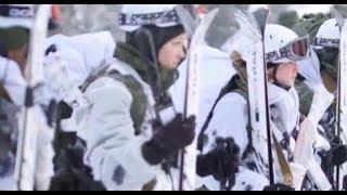 Российские ски-альпинистки готовятся к международному турниру