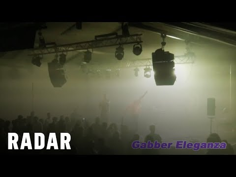 Gabber Eleganza Hakke Show - Live from Oval Space