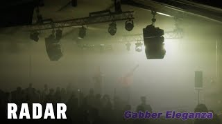 Gabber Eleganza Hakke Show - Live from Oval Space