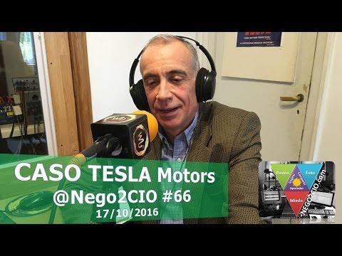 El Caso Tesla Motors con el equipo de TEA.org.ar - Un lindo recuerdo en @Nego2CIO (2016)