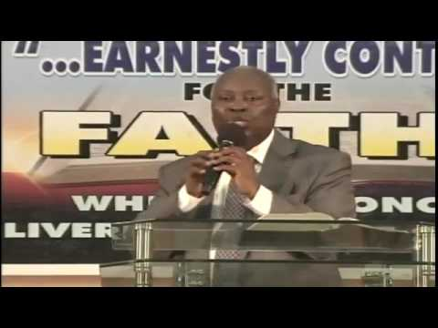 The Redemptive Ministry of Levites and Leaders By Pas. W. F. Kumuyi