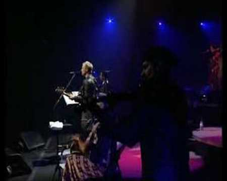 Sting featuring Cheb Mami Live - Desert Rose