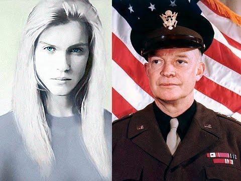 Американец Чарльз Холл в молодости служил в ВВС США. В отставке решил написать книги о Высоких Белых.