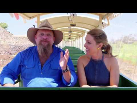 WUDU S7E23: the Moonta Mines Tourist Railway