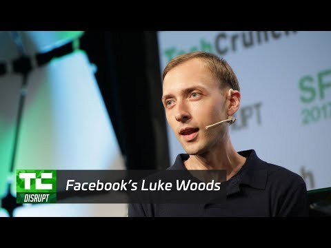 Facebook's Head of Design | Disrupt SF 2017