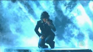 Christina Aguilera- Beautiful Live Grammy's 2004 HD