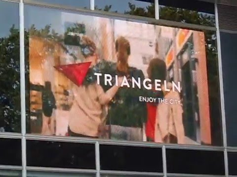 Enjoy Triangeln, Malmö - Advertisement video from Sweden