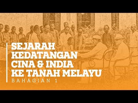 JEJAK PERTIWI - Episod 5   Sejarah Kedatangan Cina & India ke Tanah Melayu (Bahagian 1)