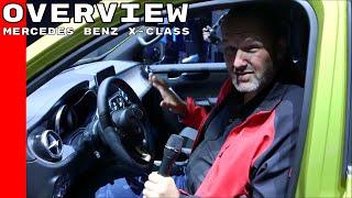 2018 Mercedes Benz X-Class Overview