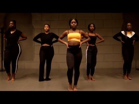 BROWN SKIN GIRL   Dance Choreography   Beyonce ft Wizkid