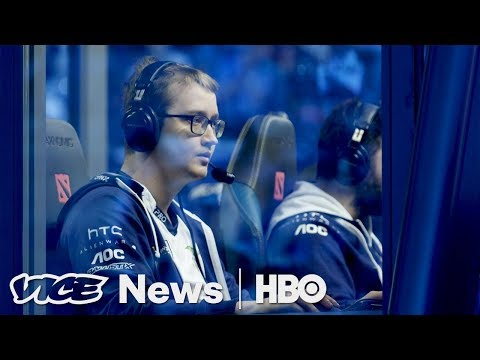 How To Get To The Super Bowl of eSports (HBO)