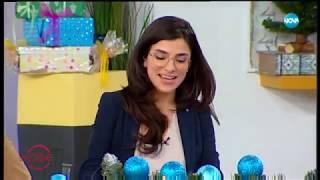 Андреа Банда Банда представя горещите новини от социалните мрежи - На кафе (10.12.2018)