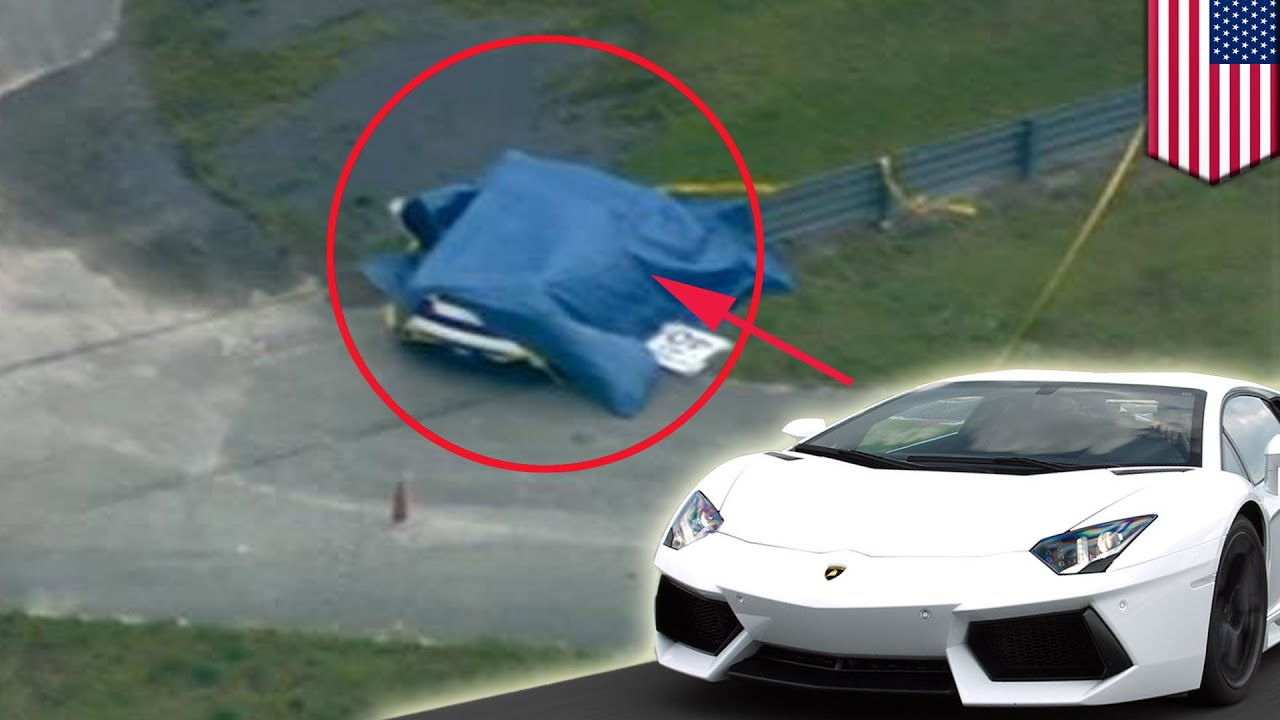 Disney World Lamborghini Accident: Man Killed In Crash At Exotic Driving  Experience