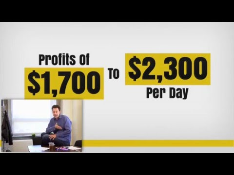 How To Invest In Stocks For Beginners - Ways To Make$1,700 To $2,300 Per Day !
