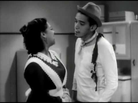 Ahi esta el detalle - Cantinflas y Pacita