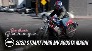 homepage tile video photo for 2020 Stuart Parr Design MV Agusta Magni - Jay Leno's Garage