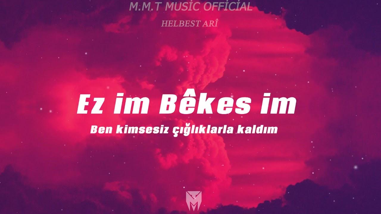 Helbest arî - şevçira - Trap / remix 2020
