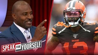 Marcellus Wiley has Odell Beckham Jr's back regarding watch controversy | NFL | SPEAK FOR YOURSELF