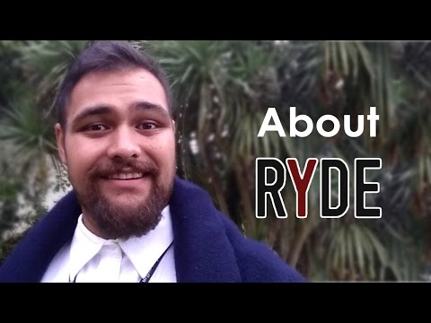 Cultan Lang About Ryde Movie