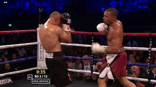 Chris Eubank Jr vs Arthur Abraham full fight HD