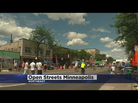 Open Streets Moves To Northeast Minneapolis