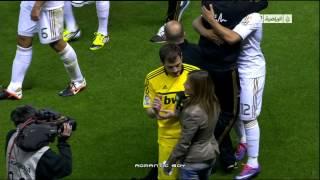 ريال مدريد بطل الدوري الأسباني 2012
