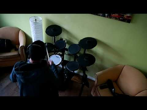 Adele-Set fire to the rain Drum Cover Andre Carvalho HD
