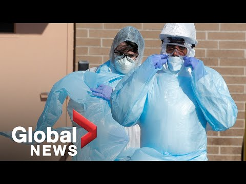 Coronavirus Outbreak: NY Governor Cuomo Provides Response To COVID-19 Crisis | LIVE