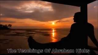 Abraham Hicks~ Prosperity: The power of your mind is all you need.