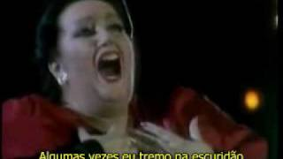 Freddie Mercury and Montserrat Caballe - How can I go on (Legendado em Português) thumbnail