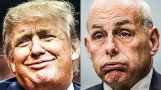John Kelly Gives Up, Doesn't Care If Trump Gets Himself Impeached