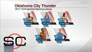 Thunder have 'two-step plan' for long term future | SportsCenter | ESPN thumbnail