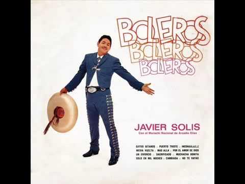 Javier Solís   Boleros, Boleros, Boleros  ALbum 19636