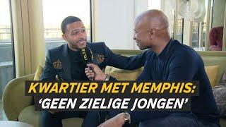"""Memphis Depay in diepte-interview met Humberto Tan: """"Ik had geen macht om iets te doen"""""""