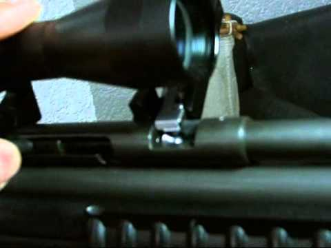 armscor custom airgun wmv