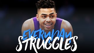 D'Angelo Russell: Everyday Struggles (Career Highlights) ᴴᴰ